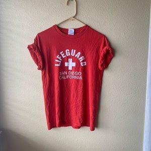 Lifeguard San Diego Baggy T-Shirt